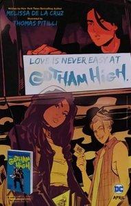 Gotham High Folded Promo Poster (17x11) New! [FP48]