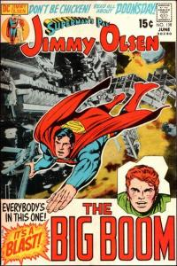 DC SUPERMAN'S PAL JIMMY OLSEN #138 FN/VF