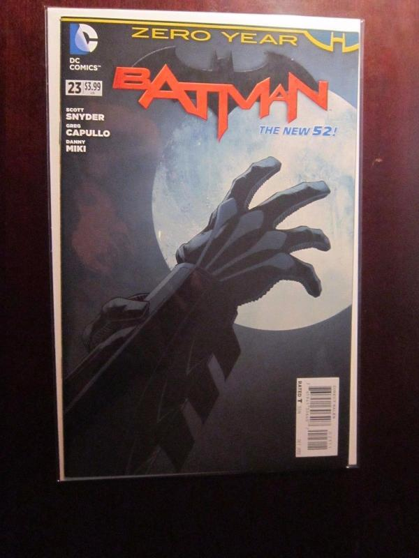 Batman (2011 2nd Series) #23 - 8.5 VF+ - 2013