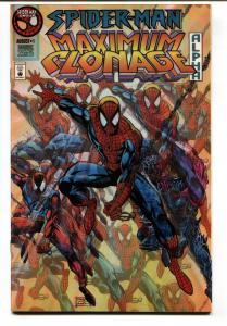 Spider-Man: Maximum Clonage Alpha #1 1st issue-comic book-Marvel NM