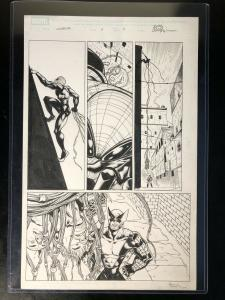 Wolverine (2014) #2, P. 13 Original Interior Comic Book Art By Ryan Stegman