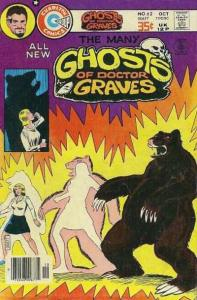 Many Ghosts of Dr. Graves #62, Fine- (Stock photo)