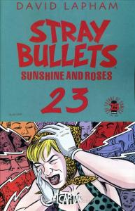 Stray Bullets: Sunshine And Roses #23 VF/NM; Image   save on shipping - details