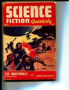 Science Fiction Quarterly-Pulp-11/1953-Milton Lesser-John Danelaw