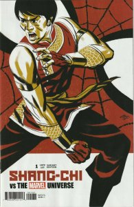 Shang-Chi # 1 Cho Variant Cover NM Marvel 2021
