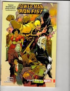 STREET MAGIC Power Man & Iron Fist Vol. # 3 Marvel Comics Graphic Novel J311