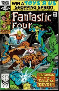 Fantastic Four #223, 9.0 or Better