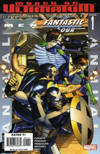 Ultimate X-Men/Fantastic Four Annual #1 FN; Marvel   save on shipping - details