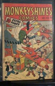 Monkeyshines Comics #16 (1947)