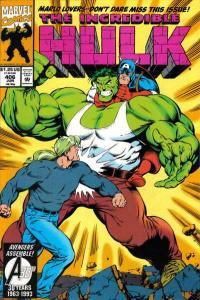 Incredible Hulk (1968 series) #406, NM- (Stock photo)
