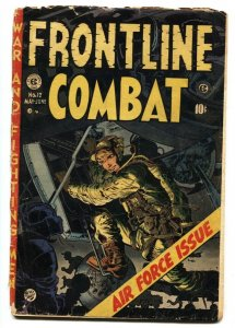 Frontline Combat #12 1953- EC Golden Age- AIR FORCE ISSUE