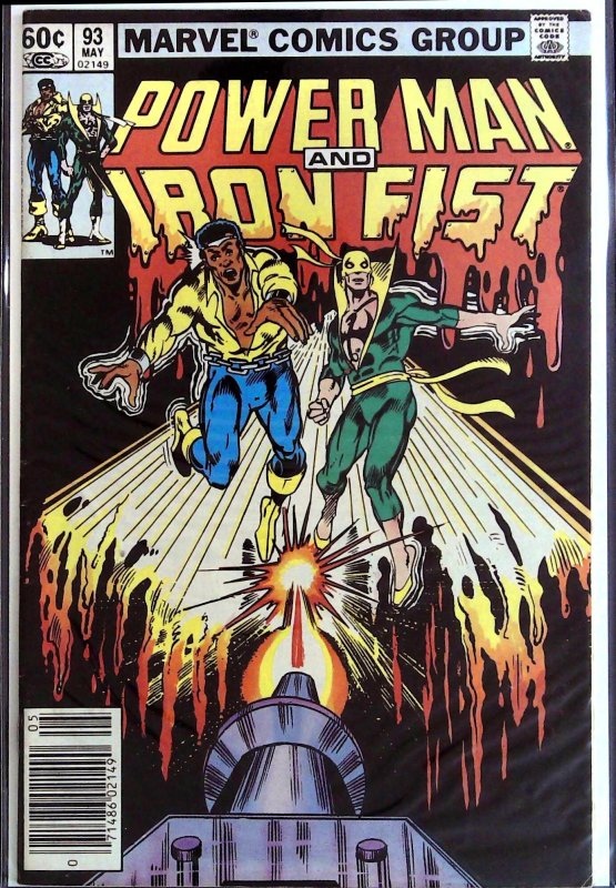 Power Man and Iron Fist #93 (1983)