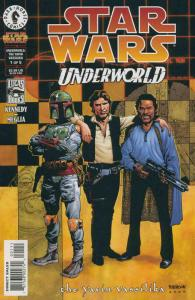 Star Wars: Underworld—The Yavin Vassilika #1A VF/NM; Dark Horse | save on shippi