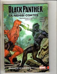AVENGERS Of The New World Black Panther PRELUDE TPB Marvel Graphic Novel J327