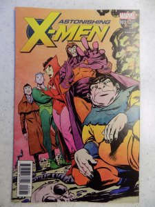 ASTONISHING X-MEN # 3 MARVEL SANFORD GREENE VILLAIN VARIANT RARE