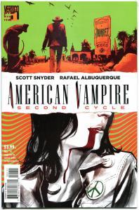 AMERICAN VAMPIRE Second Cycle #1 2 3 4 5 6 7 8, NM, Vertigo, 2014, more in store