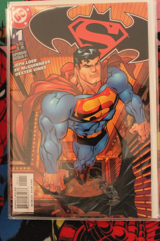 Superman/Batman 1 NM