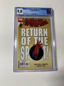 Amazing Spider-man 589 Cgc 9.8 Marvel