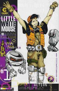 Little White Mouse (Vol. 2) #1 VF; Caliber | save on shipping - details inside