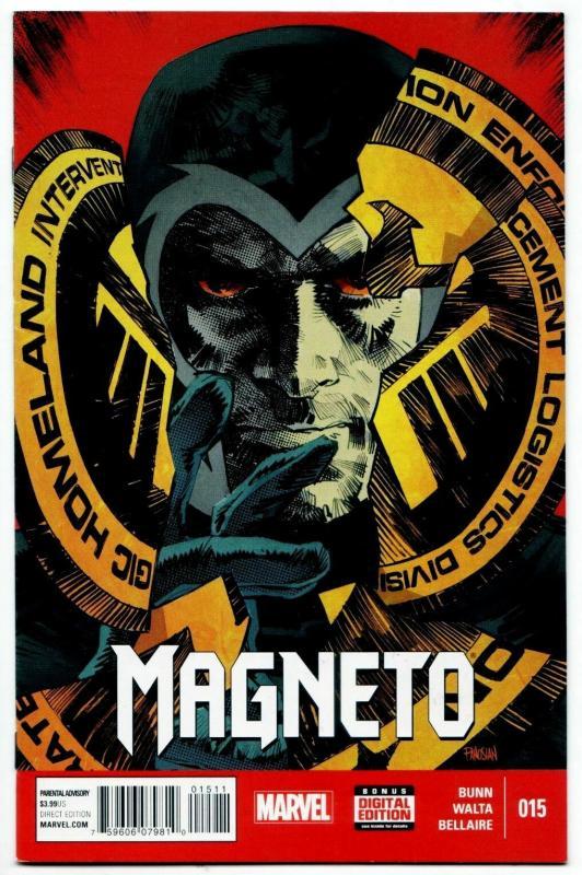 Magneto #15 (Marvel, 2015) VF/NM