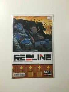 Redline #2 (2017) HPA