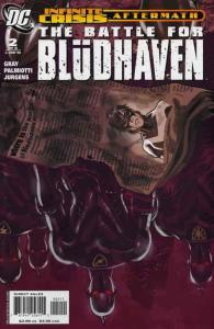 Crisis Aftermath: The Battle For Blüdhaven #2 FN; DC | save on shipping - detail