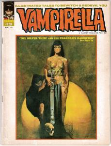 Vampirella Magazine #13 (Warren, 1971) VG/FN