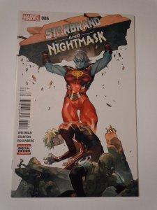 Starbrand & Nightmask #6 (2016)
