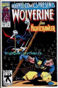 MARVEL COMICS PRESENTS #102, VF/NM, Wolverine, Sam Kieth, more MCP in store