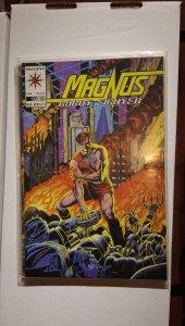 Magnus Robot Fighter #21 (1993)