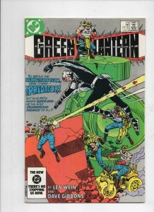 GREEN LANTERN #179, VF/NM, Predator, Hal Jordan, 1960 1984 DC more in store