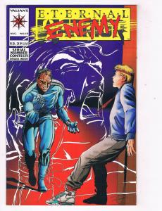 Eternal Warrior #13 VF Valiant Comics Comic Book Aug 1993 DE41 AD18