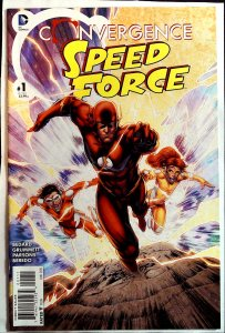 Convergence Speed Force #1 (2015)