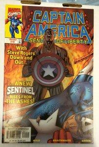 Captain America: Sentinel of Liberty #9 (1999)