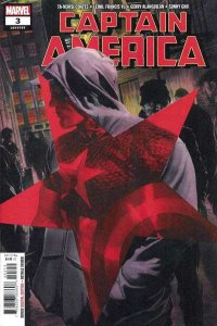 Captain America (Sept 2018 series) #3, NM- (Stock photo)