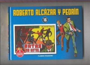 Roberto Alcazar y Pedrin volumen 16: Ratas de hotel