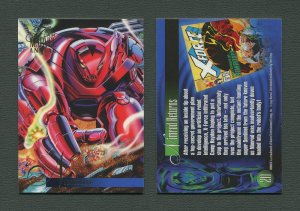 1995 Flair Marvel Annual Card #20 (Nimrod)  MINT