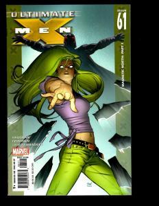 Lot Of 12 Ultimate X-Men Marvel Comics # 61 62 63 64 65 66 67 68 69 70 71 72 SM7
