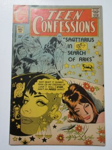 Teen Confessions (December 1970) #65 VG Sagittarius in Search of Aries