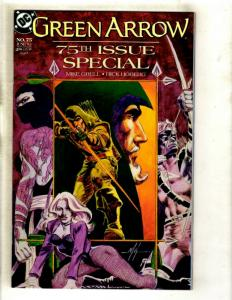 12 Green Arrow DC Comic Books # 75 76 77 78 79 80 81 134 + Annual 1 2 3 4 JF30
