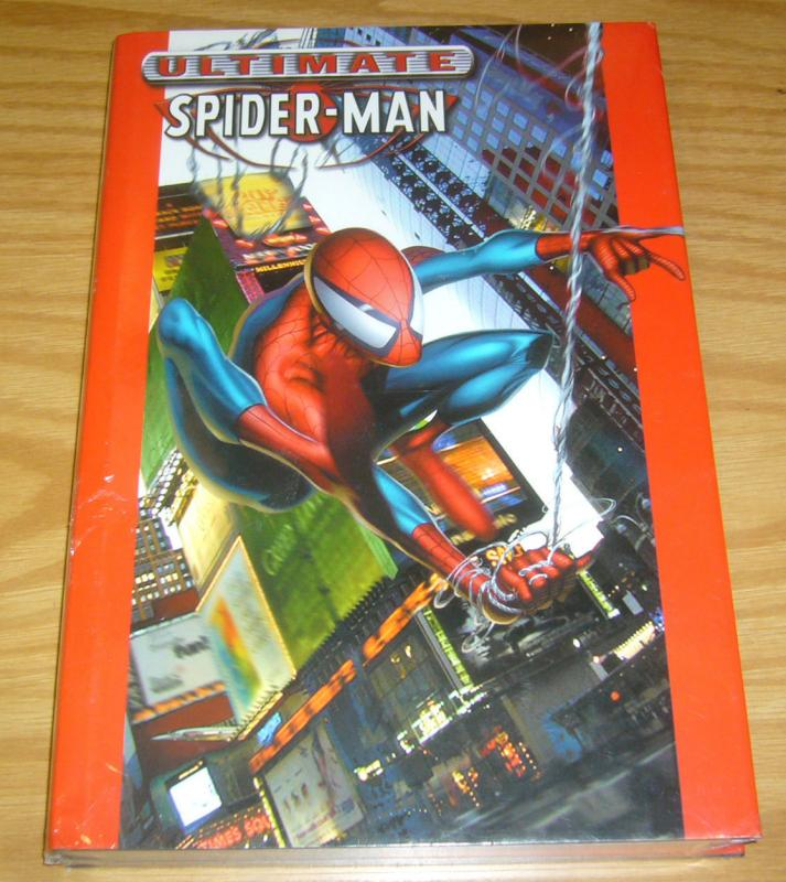 Ultimate Spider-Man HC 1 NEW - SEALED brian bendis - collects #1-13 hardcover