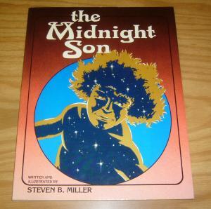 the Midnight Son SC VF/NM four winds press graphic novel  steven b. miller  1981