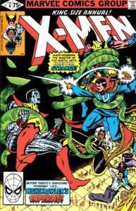 X-Men (1963 series) Annual #4, VF (Stock photo)