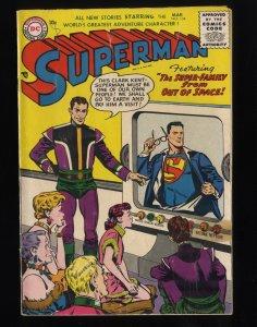 Superman #104 FA/GD 1.5