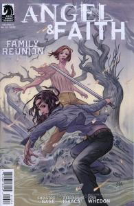 Angel And Faith #13 VF; Dark Horse   save on shipping - details inside