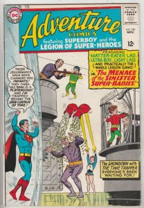 Adventure Comics #338 (Nov-65) FN+ Mid-High-Grade Legion of Super-Heroes, Sup...