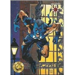 1993 Valiant Era SHADOWMAN #10 - Card #92