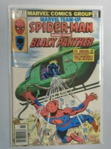 Marvel Team-Up #87 Black Panther & Spider-Man 7.0 FN/VF (1979)