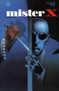 Mister X (Vol. 1) #5 FN; Vortex | save on shipping - details inside