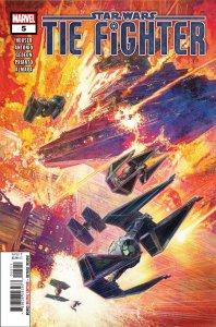 Star Wars Tie Fighter #5 (Marvel, 2019) NM